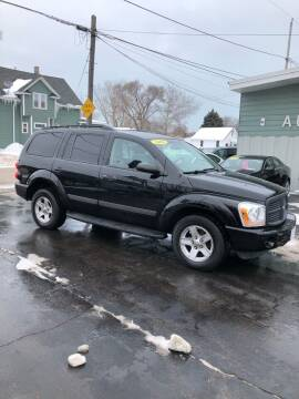 2006 Dodge Durango for sale at SHEFFIELD MOTORS INC in Kenosha WI