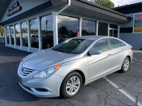 2012 Hyundai Sonata for sale at Prestige Pre - Owned Motors in New Windsor NY
