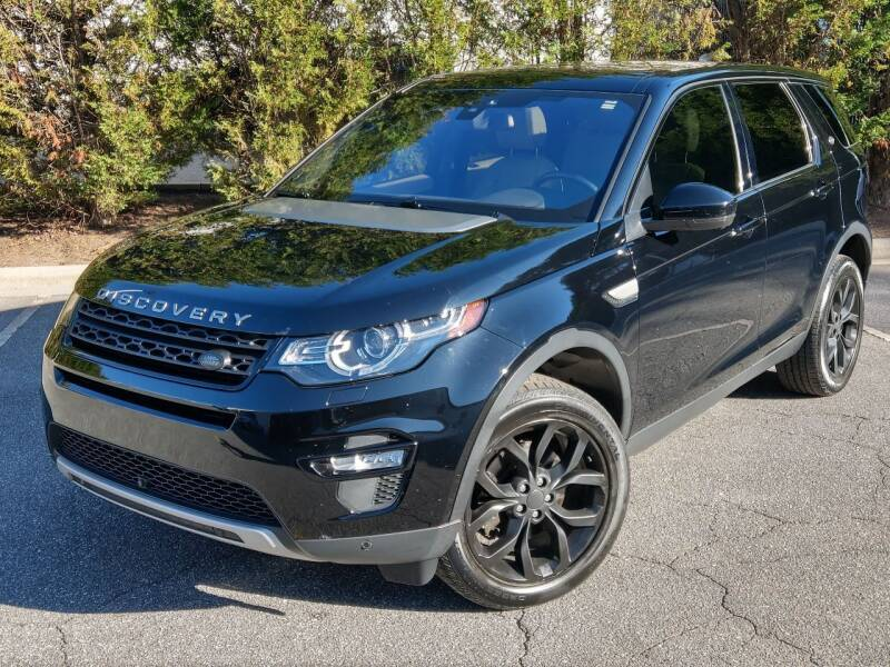 2018 Land Rover Discovery Sport for sale at Mich's Foreign Cars in Hickory NC