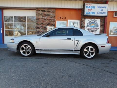 1999 Ford Mustang for sale at Twin City Motors in Grand Forks ND