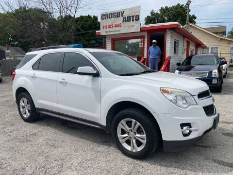2011 Chevrolet Equinox for sale at Crosby Auto LLC in Kansas City MO