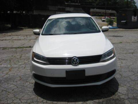 2014 Volkswagen Jetta for sale at LAKE CITY AUTO SALES in Forest Park GA
