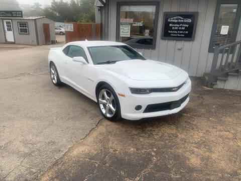 2015 Chevrolet Camaro for sale at Rutledge Auto Group in Palestine TX