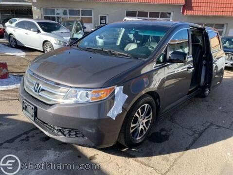 2011 Honda Odyssey for sale at ELITE MOTOR CARS OF MIAMI in Miami FL
