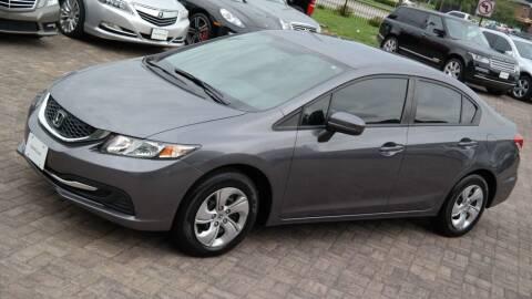 2014 Honda Civic for sale at Cars-KC LLC in Overland Park KS