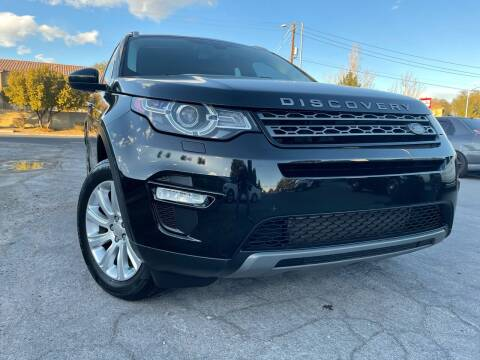 2015 Land Rover Discovery Sport for sale at Boktor Motors in Las Vegas NV