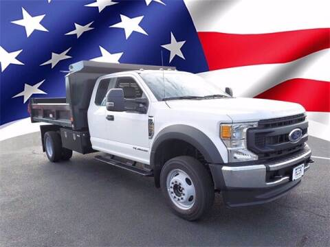 2020 Ford F-550 Super Duty for sale at Gentilini Motors in Woodbine NJ