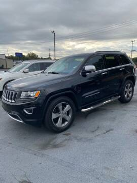 2015 Jeep Grand Cherokee for sale at Penland Automotive Group in Taylors SC