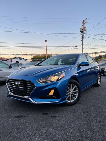 2018 Hyundai Sonata for sale at Auto Budget Rental & Sales in Baltimore MD