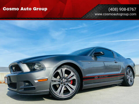 2014 Ford Mustang for sale at Cosmo Auto Group in San Jose CA