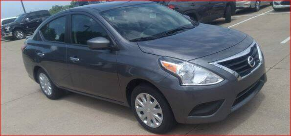 2019 Nissan Versa for sale at Seewald Cars in Brooklyn NY