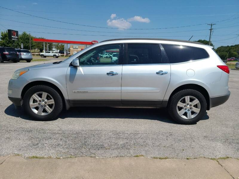 2009 Chevrolet Traverse for sale at Smooth Solutions 2 LLC in Springdale AR