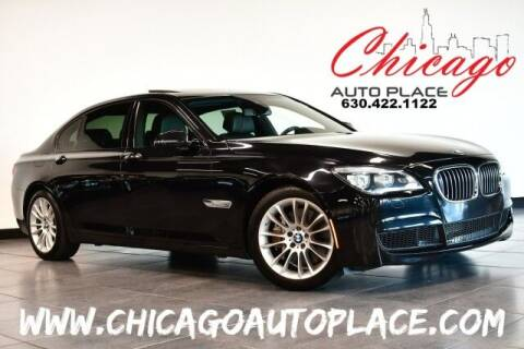 2014 BMW 7 Series for sale at Chicago Auto Place in Bensenville IL