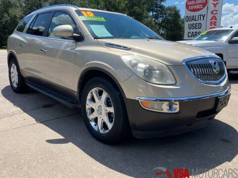 2010 Buick Enclave for sale at VSA MotorCars in Cypress TX