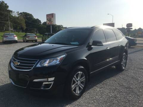 2016 Chevrolet Traverse for sale at Wholesale Auto Inc in Athens TN