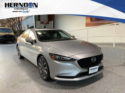 2019 Mazda MAZDA6 for sale at Herndon Chevrolet in Lexington SC