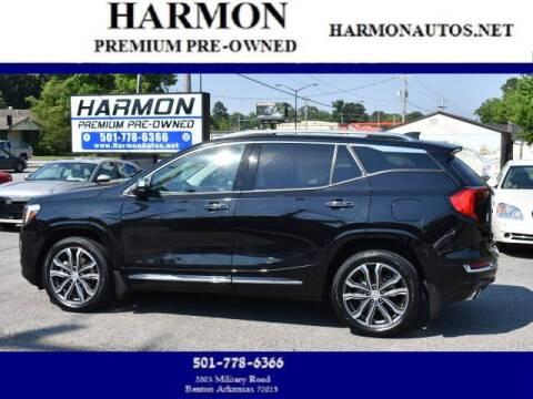2018 GMC Terrain for sale at Harmon Premium Pre-Owned in Benton AR