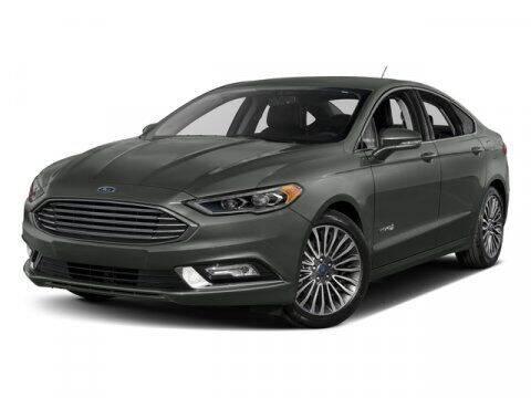2017 Ford Fusion Hybrid for sale in Morton, IL