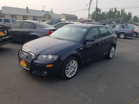 2006 Audi A3 for sale at Cool Cars LLC in Spokane WA