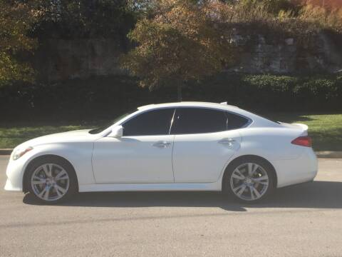 2011 Infiniti M37 for sale at Ron's Auto Sales (DBA Paul's Trading Station) in Mount Juliet TN