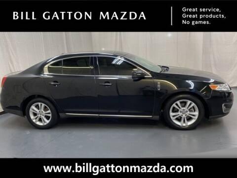 2009 Lincoln MKS for sale at Bill Gatton Used Cars - BILL GATTON ACURA MAZDA in Johnson City TN