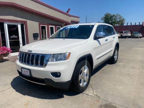 2012 Jeep Grand Cherokee for sale at Sexton's Car Collection Inc in Idaho Falls ID