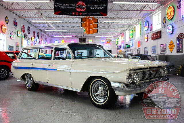1961 Chevrolet Impala for sale at Classics and Beyond Auto Gallery in Wayne MI