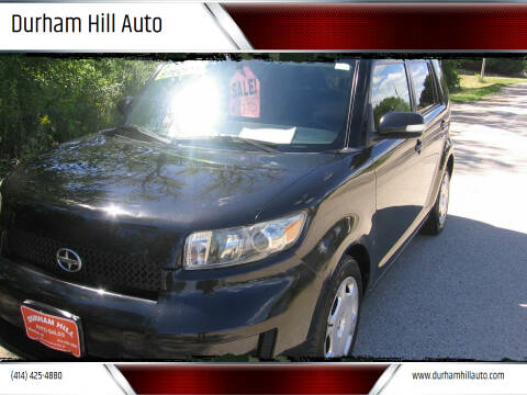 2009 Scion xB for sale at Durham Hill Auto in Muskego WI
