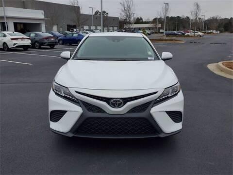 2019 Toyota Camry for sale at Lou Sobh Kia in Cumming GA