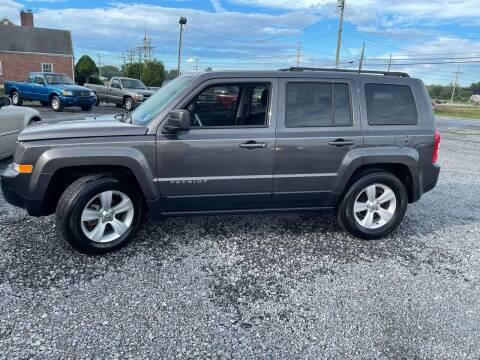 2016 Jeep Patriot for sale at Tri-Star Motors Inc in Martinsburg WV
