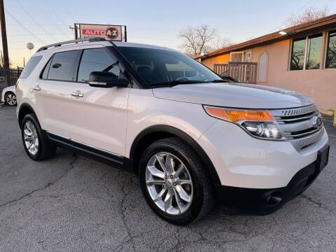2014 Ford Explorer for sale at Auto A to Z / General McMullen in San Antonio TX