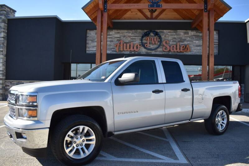 2014 Chevrolet Silverado 1500 for sale at JW Auto Sales LLC in Harrisonburg VA