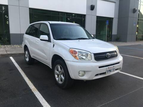 2005 Toyota RAV4 for sale at Hi5 Auto in Fremont CA