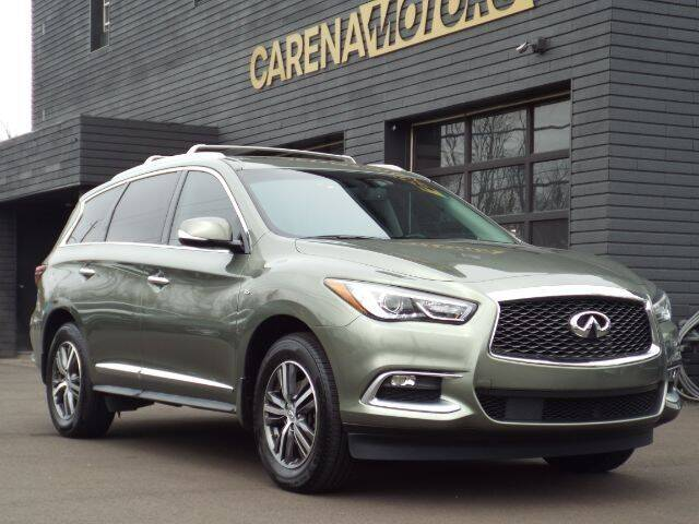 2016 Infiniti QX60 for sale at Carena Motors in Twinsburg OH