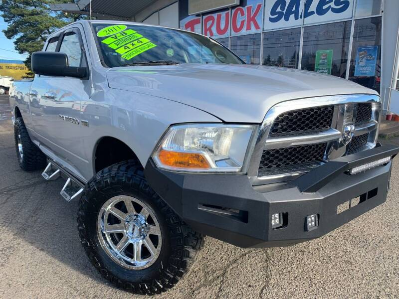 2011 RAM Ram Pickup 1500 for sale at Xtreme Truck Sales in Woodburn OR