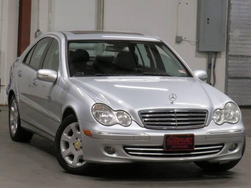 2006 Mercedes-Benz C-Class for sale at CarPlex in Manassas VA