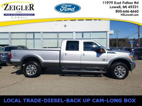 2011 Ford F-350 Super Duty for sale at Zeigler Ford of Plainwell- Jeff Bishop in Plainwell MI