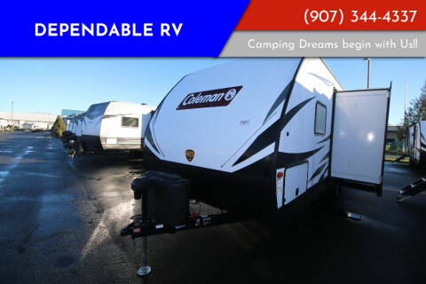 2021 Dutchmen Coleman for sale at Dependable RV in Anchorage AK
