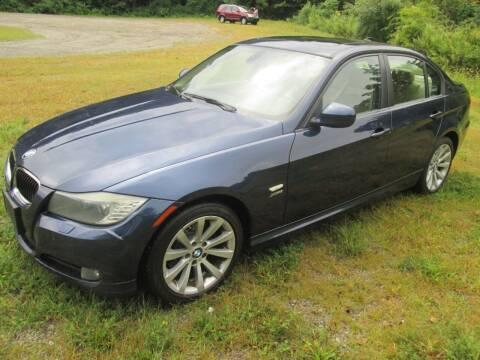 2011 BMW 3 Series for sale at Peekskill Auto Sales Inc in Peekskill NY