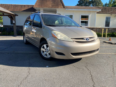 2010 Toyota Sienna for sale at Hola Auto Sales Doraville in Doraville GA