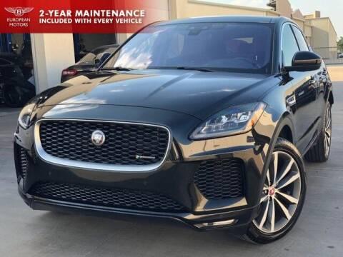 2018 Jaguar E-PACE for sale at European Motors Inc in Plano TX