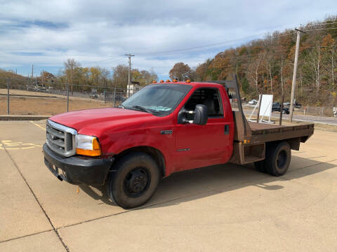 2000 Ford F-350 Super Duty for sale at MotoMafia in Imperial MO