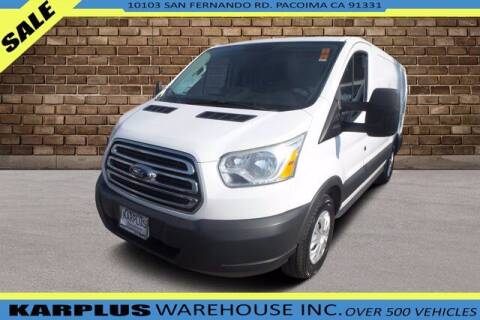 2015 Ford Transit Cargo for sale at Karplus Warehouse in Pacoima CA
