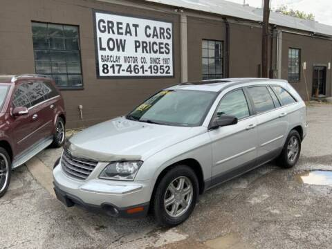 2004 Chrysler Pacifica for sale at BARCLAY MOTOR COMPANY in Arlington TX
