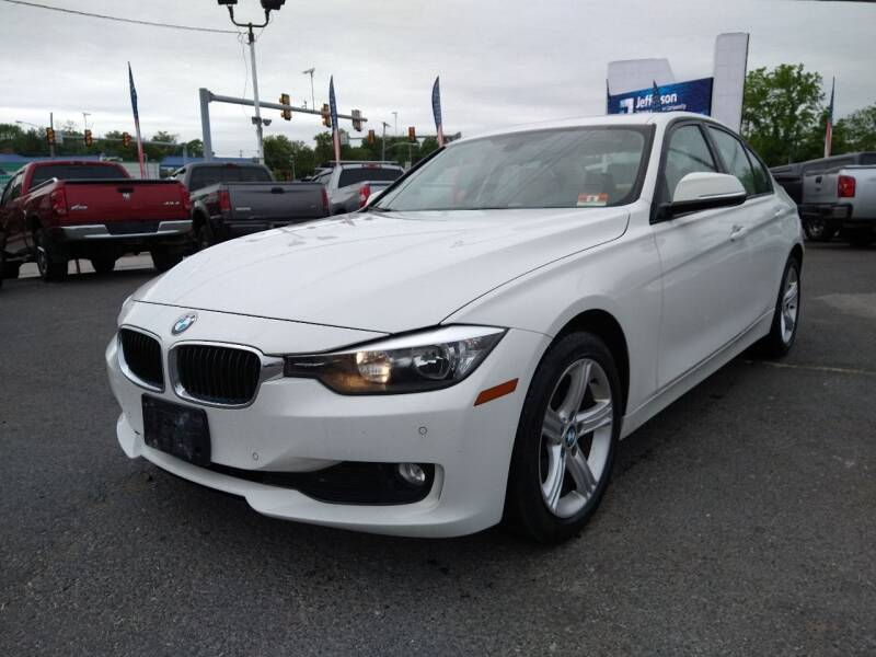2014 BMW 3 Series for sale at P J McCafferty Inc in Langhorne PA