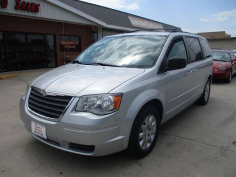 2010 Chrysler Town and Country for sale at Eden's Auto Sales in Valley Center KS