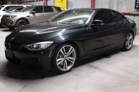 2014 BMW 4 Series for sale at ESPI Motors in Houston TX
