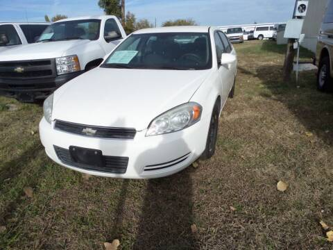2008 Chevrolet Impala for sale at AUTO FLEET REMARKETING, INC. in Van Alstyne TX