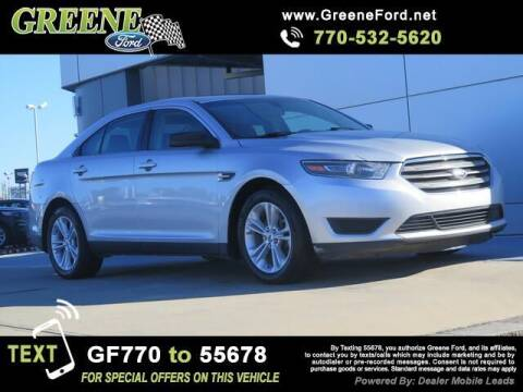 2015 Ford Taurus for sale at NMI in Atlanta GA