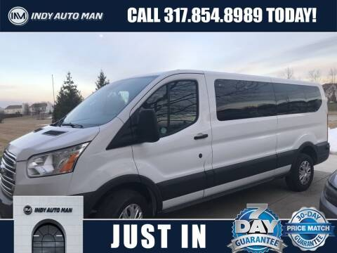 2016 Ford Transit Passenger for sale at INDY AUTO MAN in Indianapolis IN